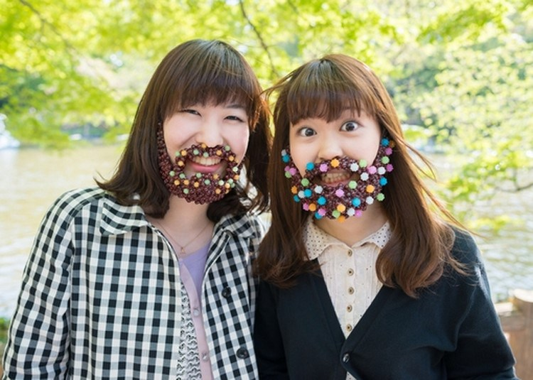 Azuki Bean Beards.