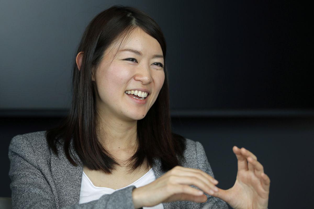 Akiko Naka, la fondatrice de Wantedly.