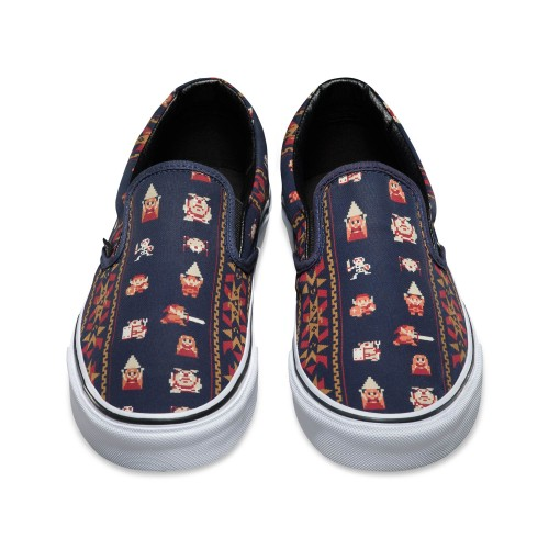 f3fcd9ce7397 Vans and Nintendo  Mario or Donkey Kong shoes