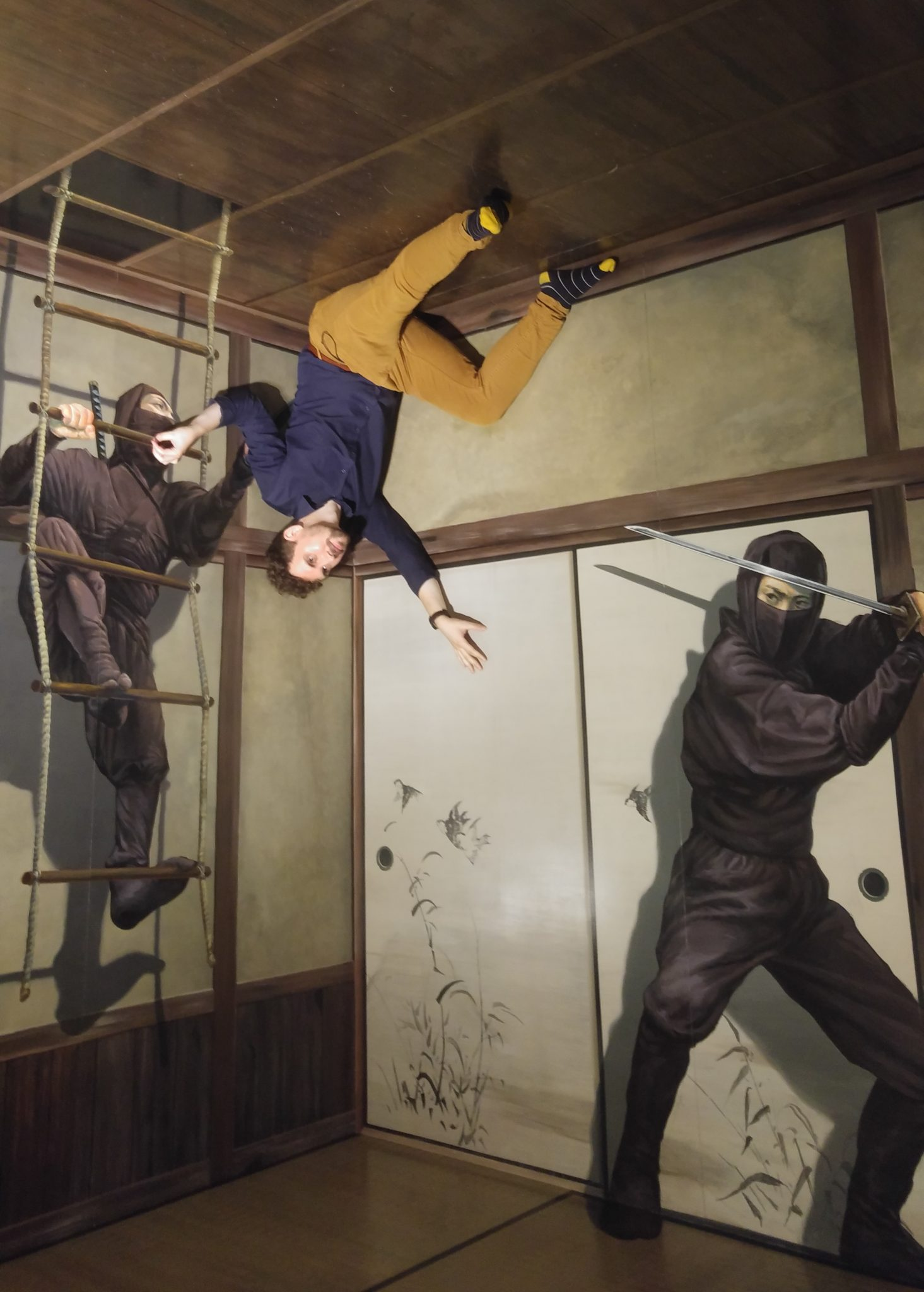 ninja-tokyo-trick-art-museum-tokyo