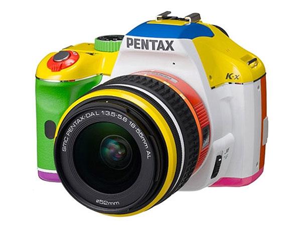 Pentax kx Rainbow