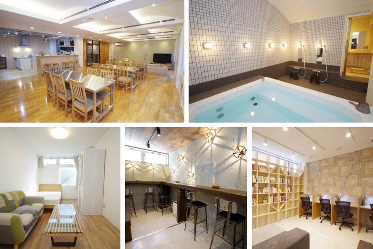 Gran Gakugei Daigaku, share house à Meguro