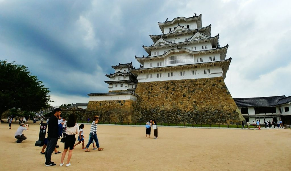 Donjon du château de Himeji
