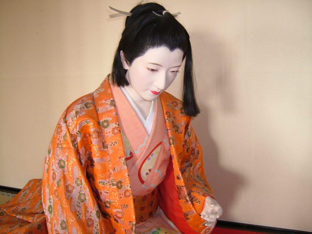 Senhime in Himeji (by Sakurai Midori)