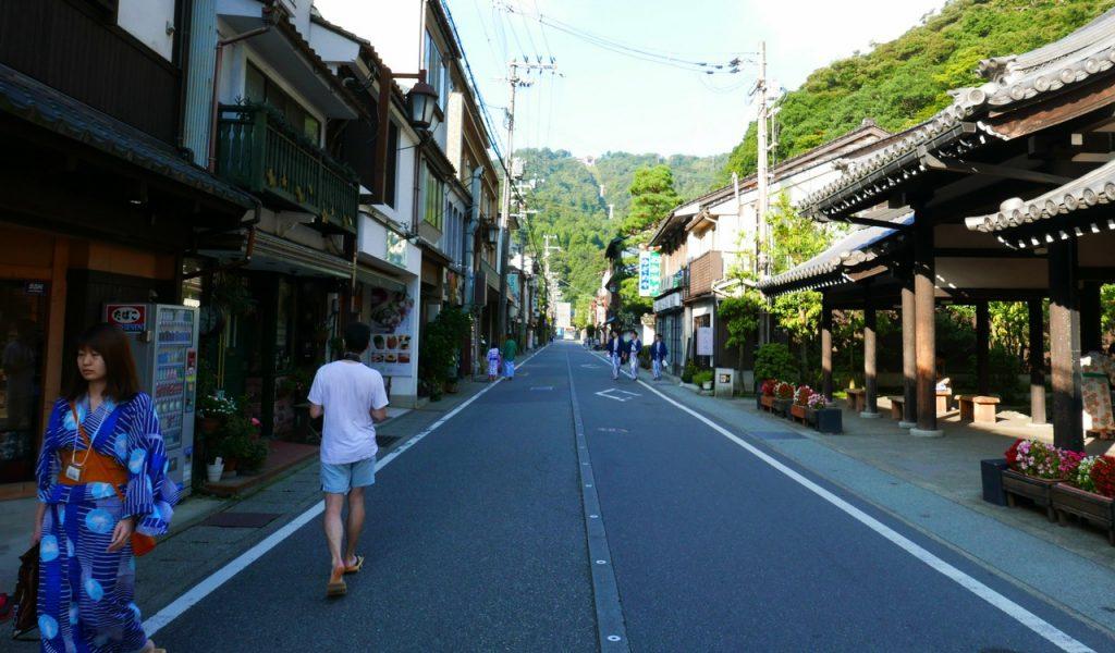 Rue de Kinosaki